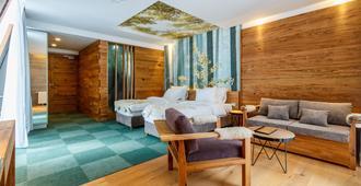 皮諾自然酒店 - 薩拉熱窩 - 臥室
