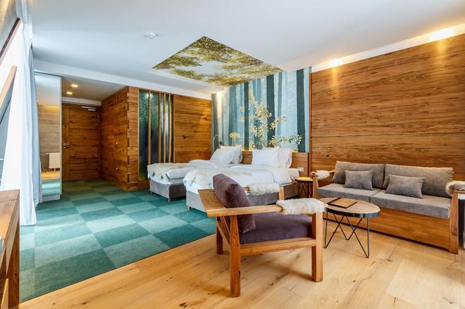 Pino Nature Hotel - Sarajevo - Bedroom