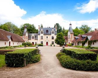 Chateau De Troussay - Cour-Cheverny - Building