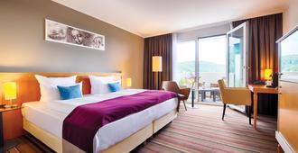 海德爾堡城中央萊奧納多酒店 - 海德堡 - 海德爾堡 - 臥室