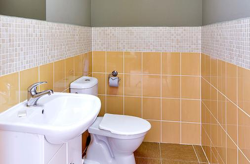 Plus Prague Hostel - Praga - Bagno