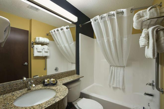 華盛頓麥道蘭茲邁達溫德姆飯店 - 華盛頓(賓夕法尼亞州) - 浴室