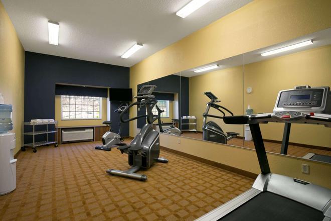 華盛頓麥道蘭茲邁達溫德姆飯店 - 華盛頓(賓夕法尼亞州) - 健身房