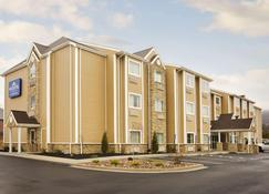 Microtel Inn & Suites by Wyndham Washington/Meadow Lands - Washington - Rakennus