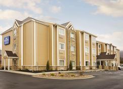 華盛頓麥道蘭茲邁達溫德姆飯店 - 華盛頓 - 建築