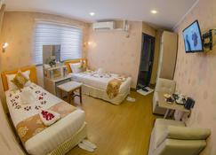 Diamond Rise Hotel - Mandalay - Habitación