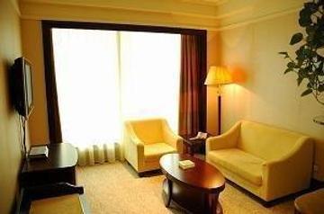 Guangtian Hotel - Guangzhou - Guangzhou - Living room
