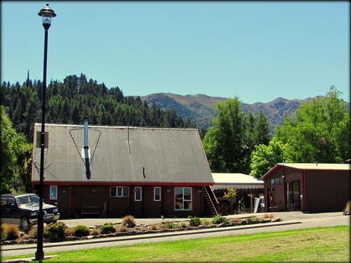 Hanmer Backpackers - Hanmer Springs - Building