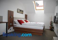 Art Hotel Podebrady - Poděbrady - Bedroom