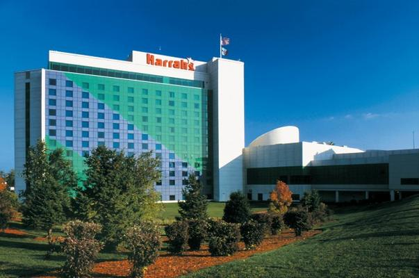 Harrahs Council Bluffs Hotel & Casino - Council Bluffs - Rakennus