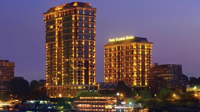 Four Seasons Cairo At The First Residence - Cairo - Building