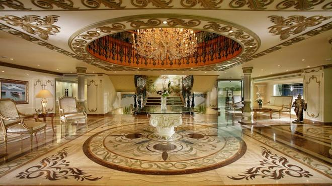Four Seasons Cairo At The First Residence - Cairo - Lobby