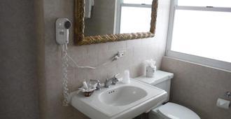 Hotel Miramar - San Juan - Salle de bain