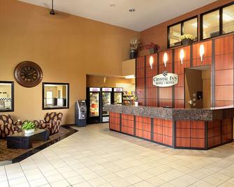 Crystal Inn Hotel & Suites West Valley City - West Valley City - Рецепція