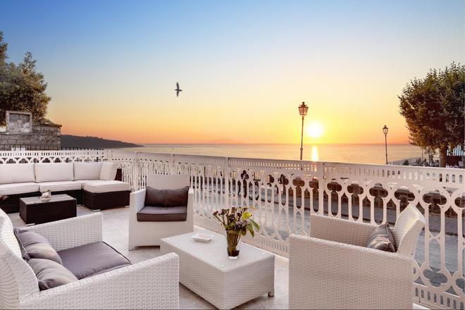 Hotel Mediterraneo - Sant'Agnello - Parveke
