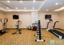 Royal Seasons Hotel Taipei - Taipei - Gym