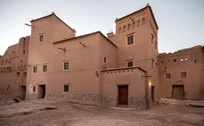 Dar Bladi - Ouarzazate - Gebäude