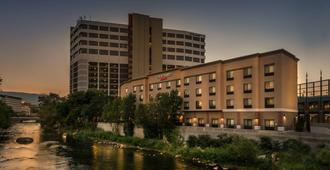 Courtyard Reno Downtown/Riverfront - Reno - Edifício