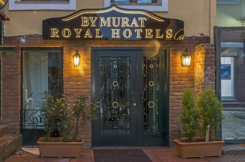 By Murat Royal Hotels - Istanbul - Building