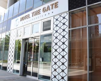 Hotel The Gate Kumamoto - Hostel - Kumamoto - Building