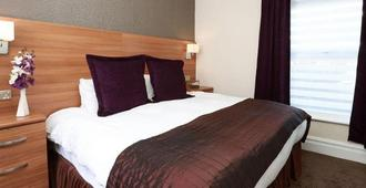 The Chocolate Box Hotel - Bournemouth - Bedroom