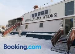 Hotellilaiva Wuoksi - Kuopio - Edificio
