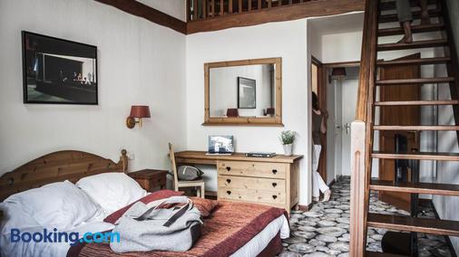 阿爾蒂圖德酒店 - 伊塞谷 - 瓦勒迪澤爾 - 臥室