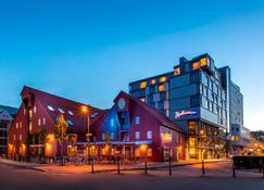 Radisson Blu Hotel, Tromso - Tromsø - Building