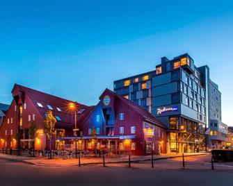 Radisson Blu Hotel, Tromso - Тромсе - Building