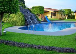 Villas Layfer familia y vacaciones Cordoba Veracruz Mexico - Córdoba - Piscina