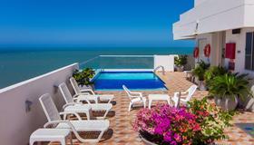Hotel Aixo Suites - Cartagena - Pool