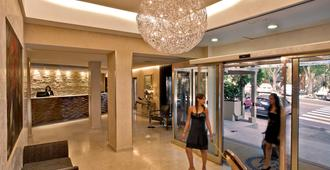 Regina Margherita Hotel - קליארי - לובי