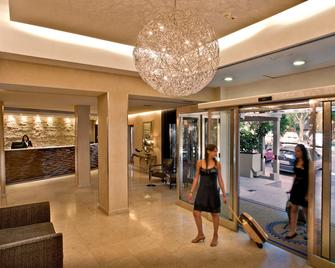 Regina Margherita Hotel - Cagliari - Lobby