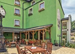 Mercure Sighisoara Binderbubi Hotel & Spa - Şighişoara - Patio