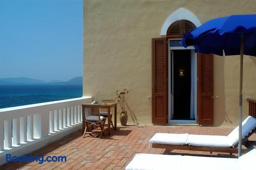 Villa Las Tronas Hotel & Spa - Alghero - Balcony