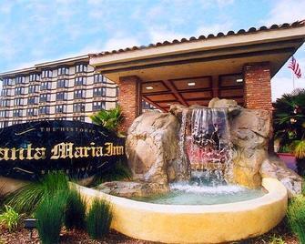 Historic Santa Maria Inn - Santa Maria - Vybavení ubytovacího zařízení