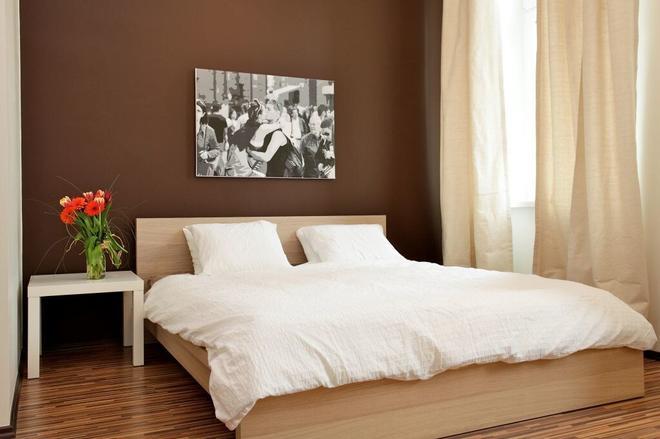格蘭帕青年旅舍 - 弗羅茨瓦夫 - 弗羅茨瓦夫 - 臥室