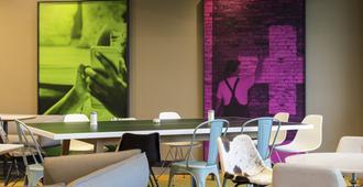 宜必思蘇黎世機場酒店 - 蘇黎世 - 餐廳