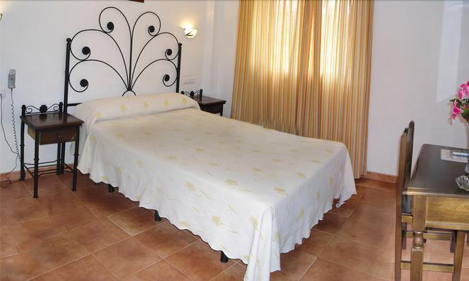 Hotel Cortijo Los Gallos - Chiclana de la Frontera - Makuuhuone