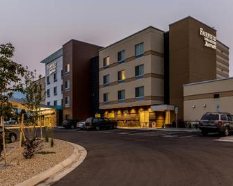 Fairfield Inn and Suites by Marriott Butte - Бутт - Building