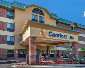 Comfort Inn Near Greenfield Village - Dearborn - Building