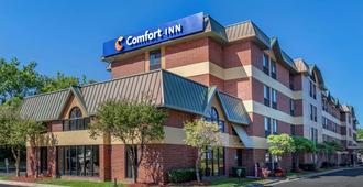 Comfort Inn Near Greenfield Village - Dearborn - Bygning