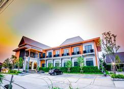 Aziss Boutique Hotel - Phitsanulok - Building