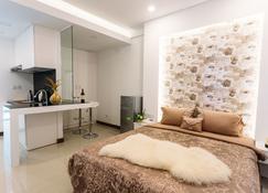 Ca&sa Service Apartment - Phnom Penh - Bedroom