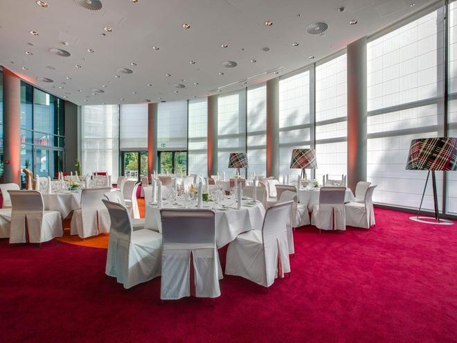 Radisson Blu Hotel, Frankfurt am Main - Frankfurt am Main - Banquet hall