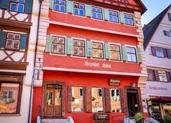 Hezelhof Hotel - Dinkelsbühl - Gebäude