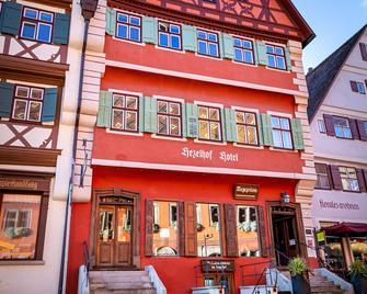 Hezelhof Hotel - Dinkelsbühl - Building