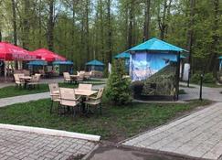 Hotel Ternopol - Zelenodolsk - Patio