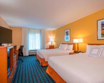 Fairfield Inn and Suites by Marriott Hinesville Fort Stewart - Hinesville - Schlafzimmer
