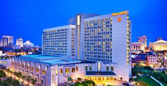 Sheraton Atlantic City Convention Center Hotel - Atlantic City - Bygning